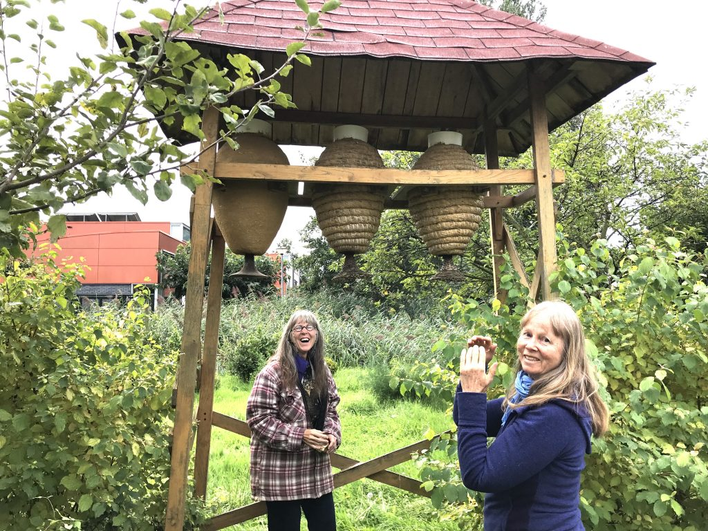 Reverence For Bees – Roofs Over Hives